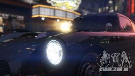 Dewbauchee JB 700 apareceu em GTA 5