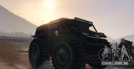 Runa Zhaba dans GTA 5