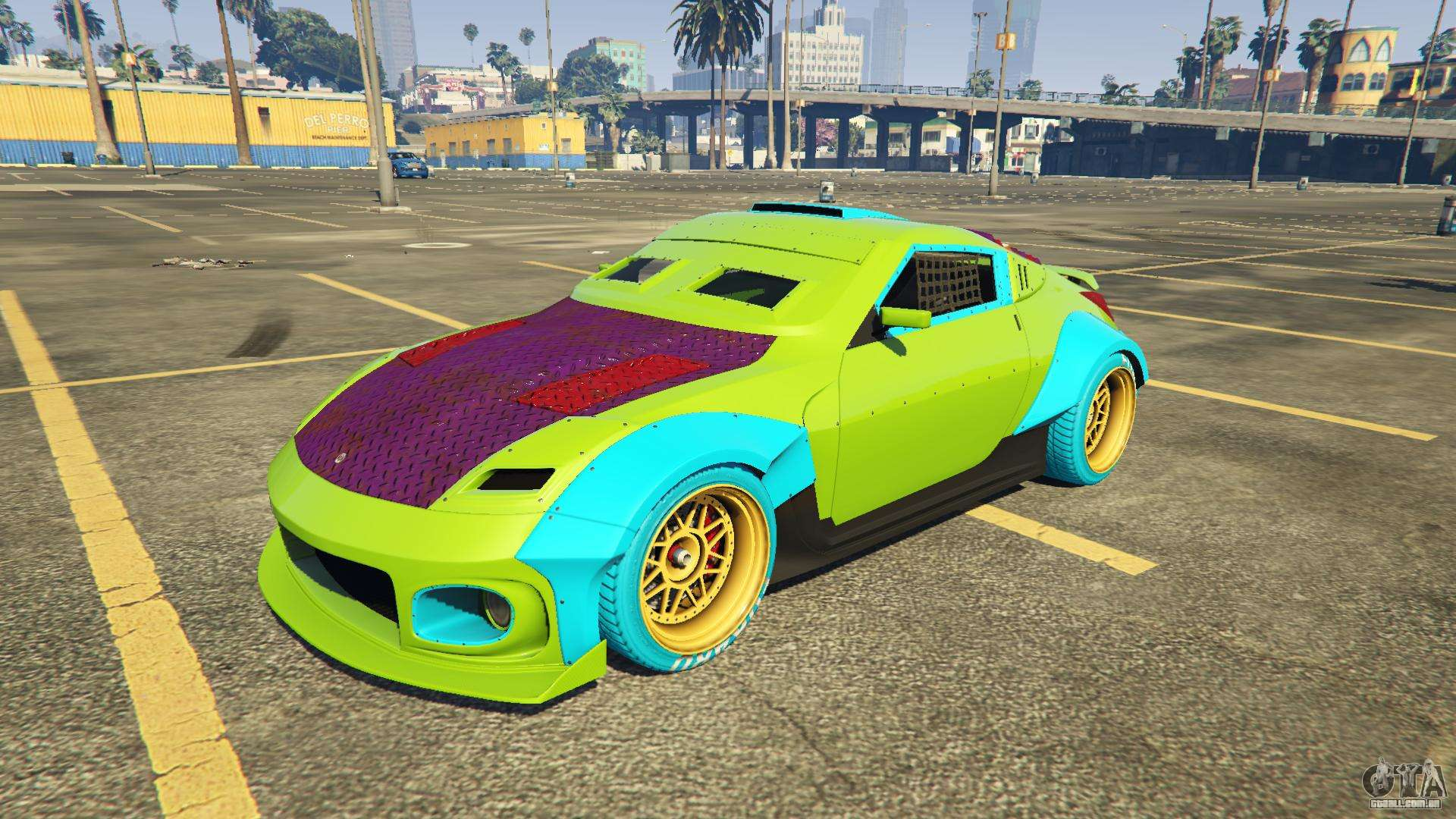 Annis Nightmare ZR380 GTA 5