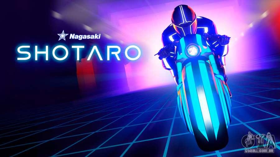 A semana de Nagasaki Shotaro em GTA 5