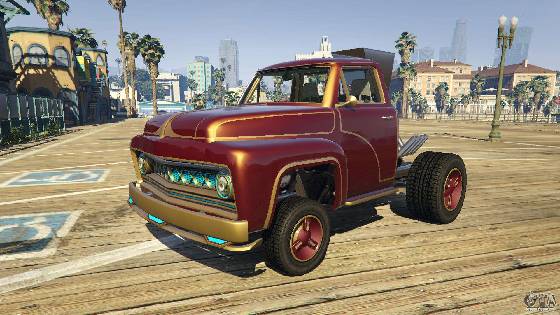 Vapid Future Shock Slamvan GTA 5