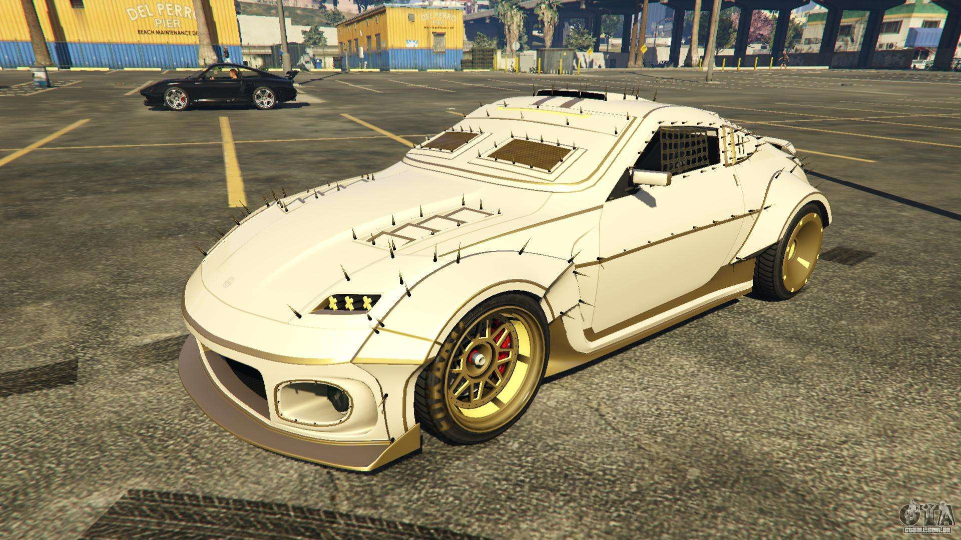Annis Future Shock ZR380 GTA 5