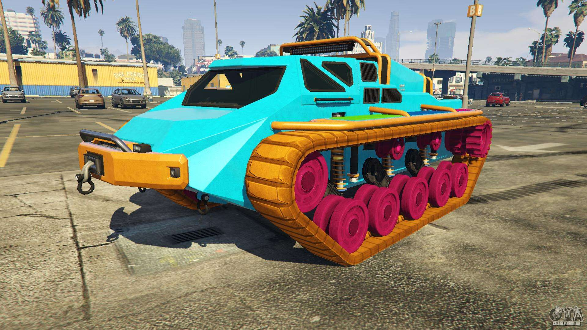 HVY Nightmare Scarab GTA 5