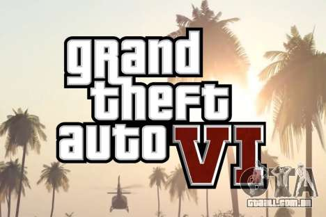 Rockstar não vai mostrar GTA 6