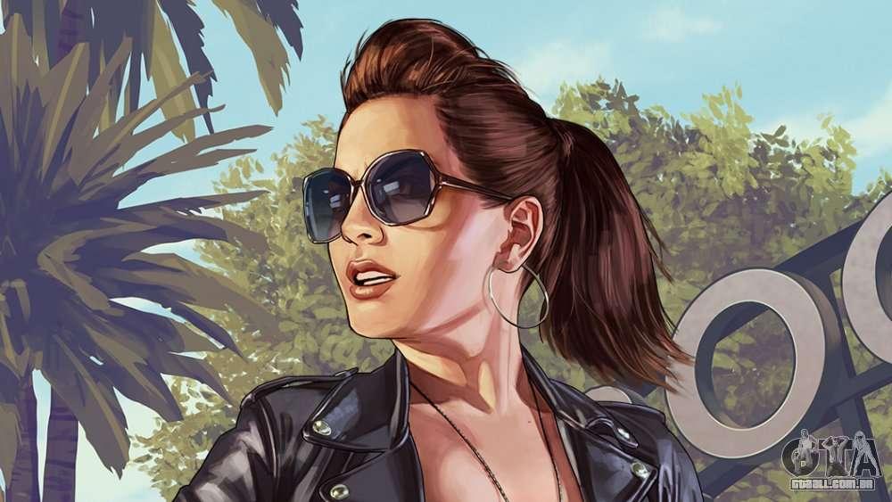 GTA 6 Personagem Principal - Mulher