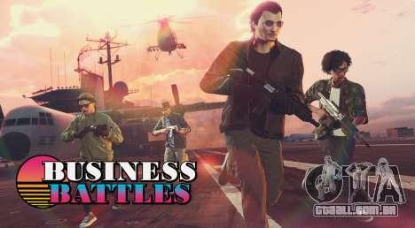 Batalhas nos negócios