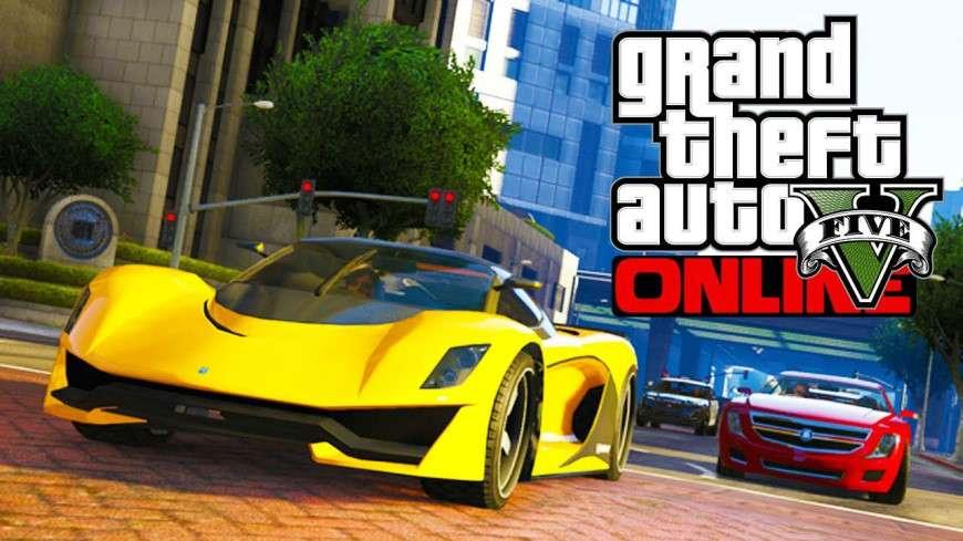 GTA Online vs GTA V