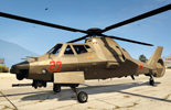 Buckingham The Akula para GTA 5