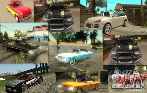GTAViciCity.RU LoadScreens para GTA San Andreas sexta tela