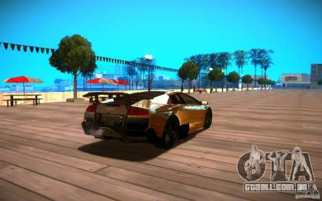 ENBSeries by Inno3D para GTA San Andreas terceira tela