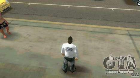 Tracer para GTA Vice City segunda tela