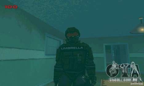 Selo de Ambrelly para GTA San Andreas terceira tela