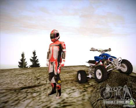 Biker para GTA San Andreas terceira tela