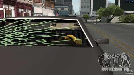 Morte no carro para GTA San Andreas
