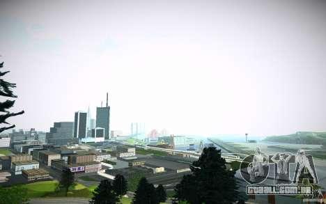 Timecyc para GTA San Andreas sexta tela