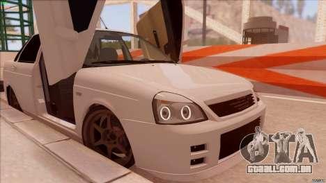 LADA 2170 Sport para GTA San Andreas