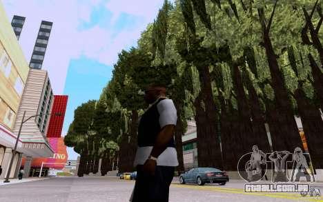 Planter para GTA San Andreas por diante tela