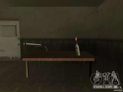 Armas de Pak nacionais para GTA San Andreas terceira tela