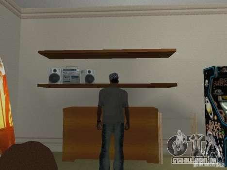 Noize Mc Tee para GTA San Andreas segunda tela
