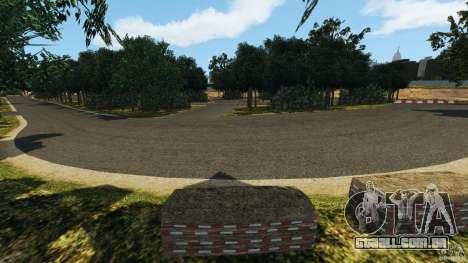 Bihoku Drift Track v1.0 para GTA 4 quinto tela