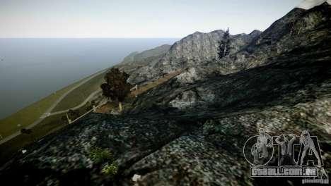 GhostPeakMountain para GTA 4 sétima tela