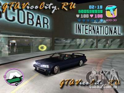 BMW M6 Cabrio para GTA Vice City