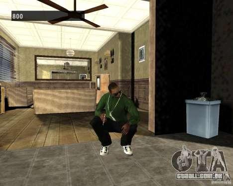 Interiores escondidos 3 para GTA San Andreas segunda tela