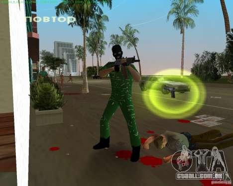 AK-74U para GTA Vice City segunda tela