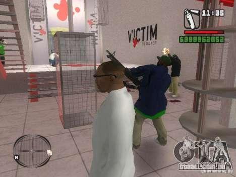 Gangs mod para GTA San Andreas terceira tela