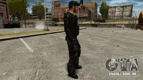 Sam Fisher v2 para GTA 4 segundo screenshot