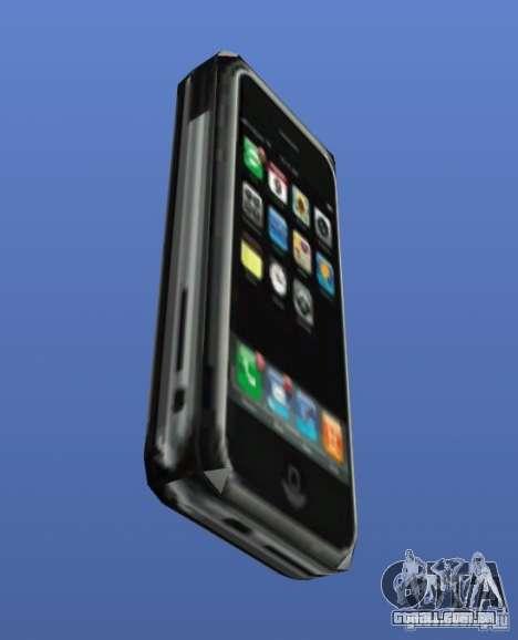 IPhone para GTA 4 terceira tela