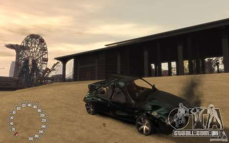 VAZ 21099 Duplet para GTA 4 vista inferior
