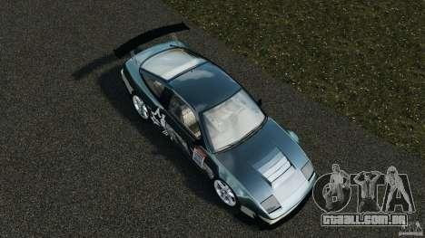 Nissan 240SX Time Attack para GTA 4 vista direita