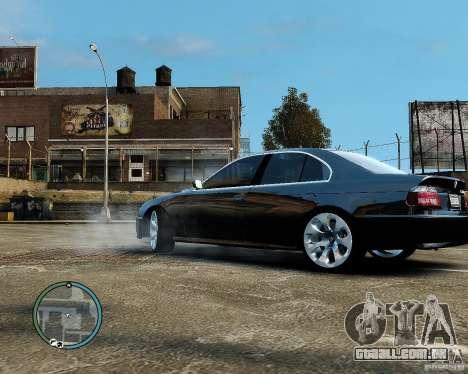 BMW 530I E39 [Final] para GTA 4 vista direita
