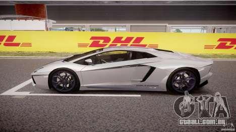 Lamborghini Aventador LP700-4 2011 [EPM] para GTA 4 esquerda vista