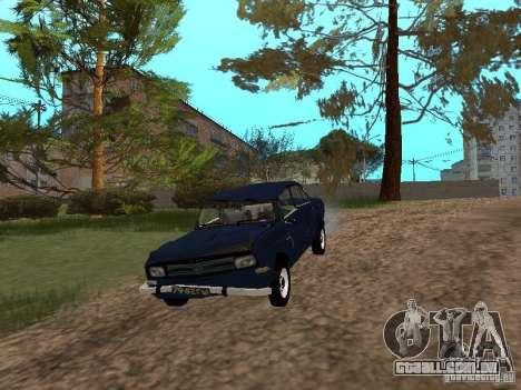 Moskvich esfarrapado para GTA San Andreas