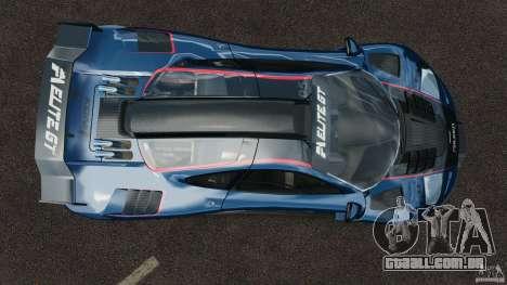 McLaren F1 ELITE para GTA 4 vista direita