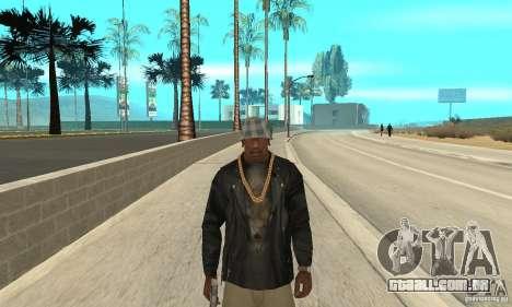 Westcoast skin para GTA San Andreas segunda tela