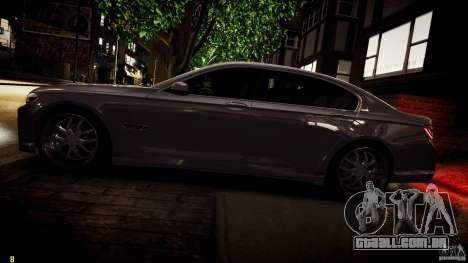 BMW 750Li Sedan ASANTI para GTA 4 motor