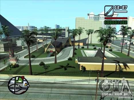 ENB NOV 2010 para GTA San Andreas terceira tela