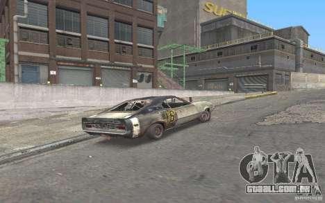 Malice from FlatOut2 para GTA San Andreas esquerda vista
