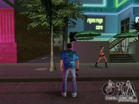 Modelo de Tommy Vercetti BETA para GTA Vice City terceira tela