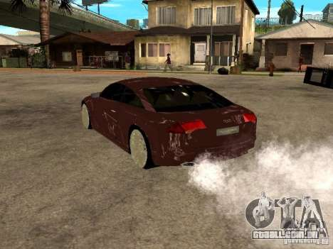 Audi Nuvolari Quattro para GTA San Andreas