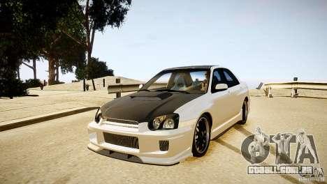 Subaru Impreza 2005 para GTA 4