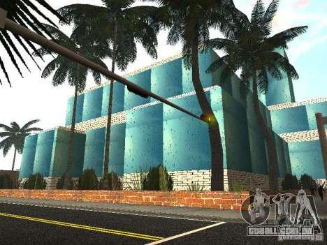 Obnovlënyj Hospital de Los Santos v. 2.0 para GTA San Andreas sexta tela