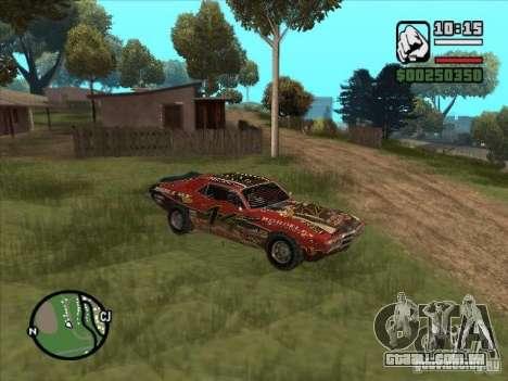 FlatOut bullet para GTA San Andreas