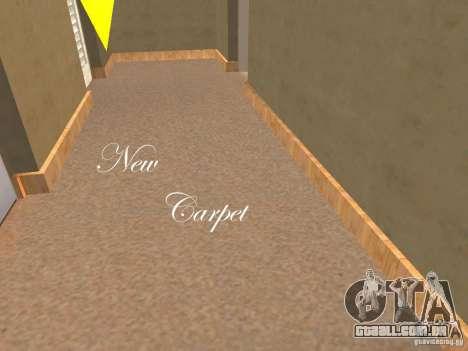 CJ Total House Remodel V 2.0 para GTA San Andreas terceira tela
