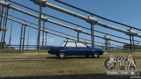Satélite Vaz 21099 para GTA 4 vista direita