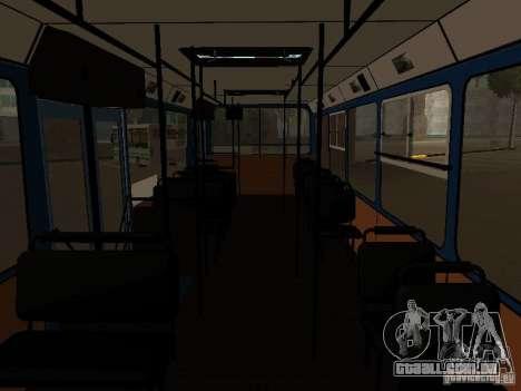 YAZ 5267 para GTA San Andreas vista direita