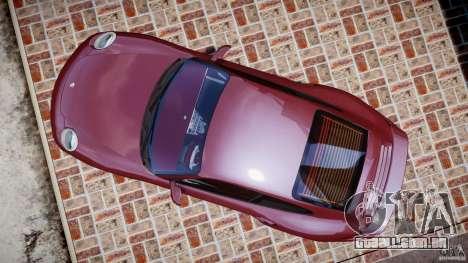 Porsche 911 (997) Turbo v1.1 [EPM] para GTA 4 vista direita
